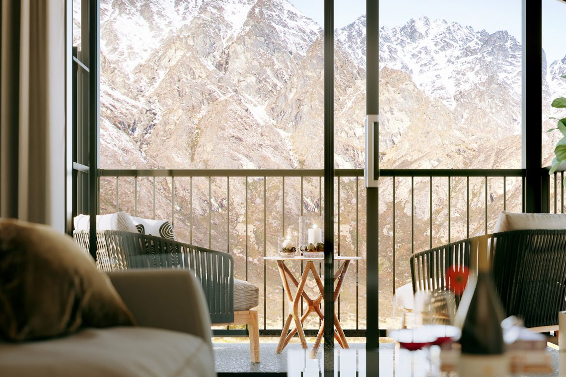 Long Term Queenstown Apartments for Rent